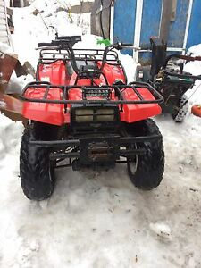 1994 big bear 350 with plow $1800 obo