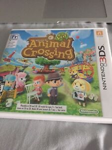 Animal crossing new leaf and dstwo supercard