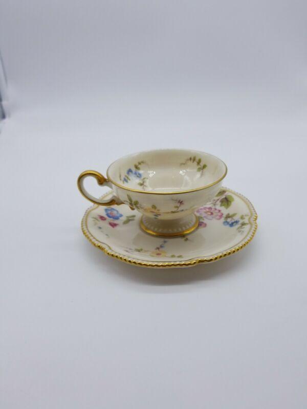 Castleton china Sunnyvale Tea Cup and Saucer 8 available