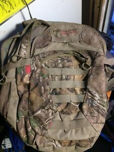 Camo hunting backpack