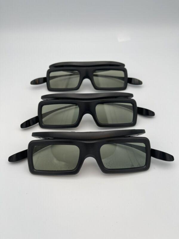 3 Samsung SSG-3050GB Stereoscopic 3D Active Glasses - Black