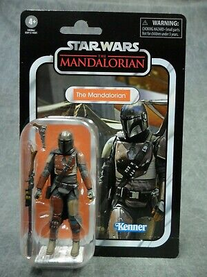 Star Wars Vintage Collection NEW * The Mandalorian * 3.75-Inch Action Figure
