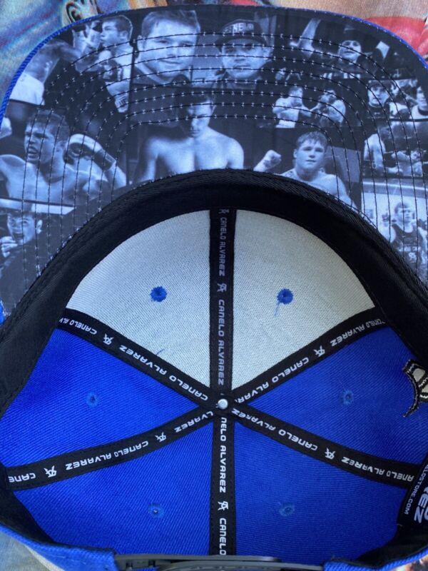 Canelo Alvarez no boxing no Life official hat 🇲🇽🇲🇽🇲🇽