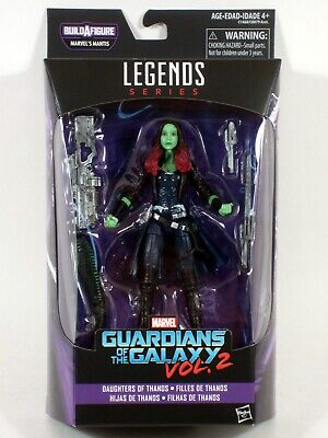 Guardians Of The Galaxy Gamora (Marvel Legends 6