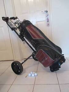 GOLF CLUBS GENTS R/H MATCHED SET DYNACAST CRUISE MISSILE Cranbourne North Casey Area Preview