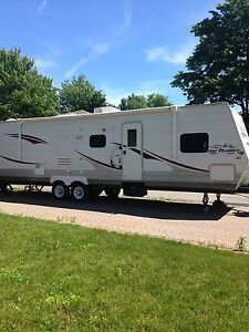 31ft Jayco JayFlight G2 BHDS