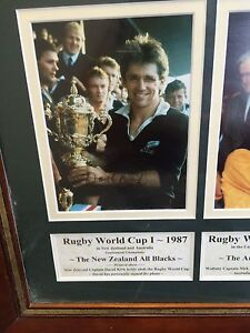 Rugby World Cup Sports Memorabilia - Christmas Gift North Sydney North Sydney Area Preview