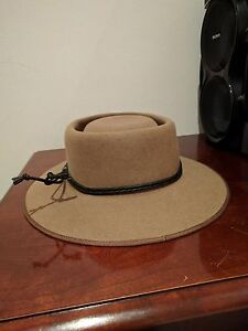 Genuine Akubra Pastoralist hat. Deakin South Canberra Preview