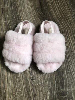 Toddler Girl Ugg Fluff Yeah Slippers
