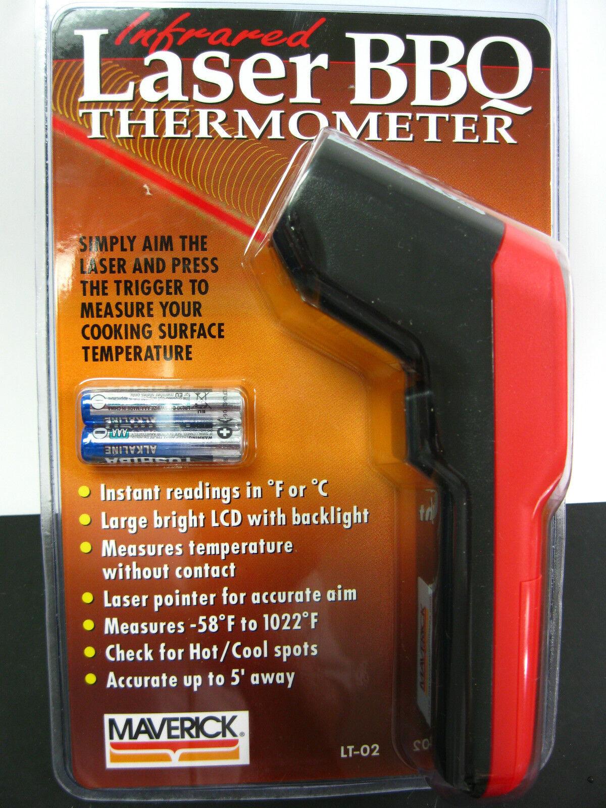 LT-02 Digital Thermometer