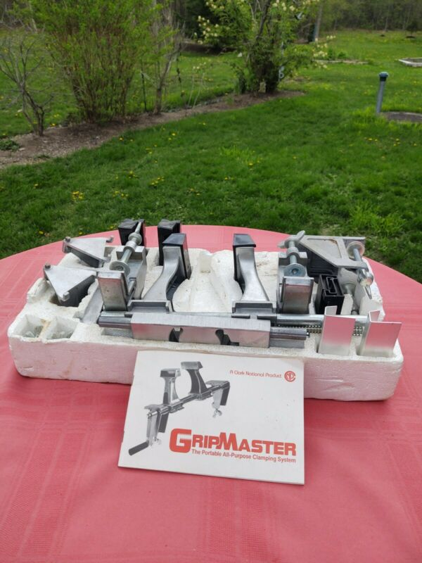 GRIP MASTER CLAMPING SYSTEM