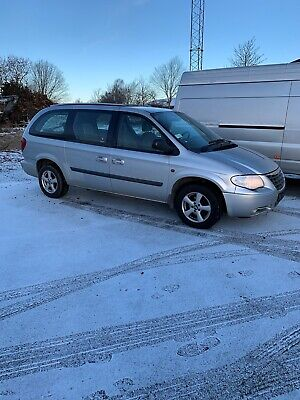 Chrysler Grand Voyager 2,8 CRD Limited aut. 5d
