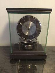 Rare Large Stunning BULOVA  Table, Mantel  Or Shelf Clock!!