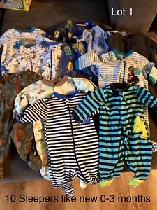 Baby clothing great shape from 0-12 months
