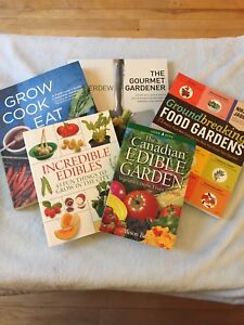5 great gardening books