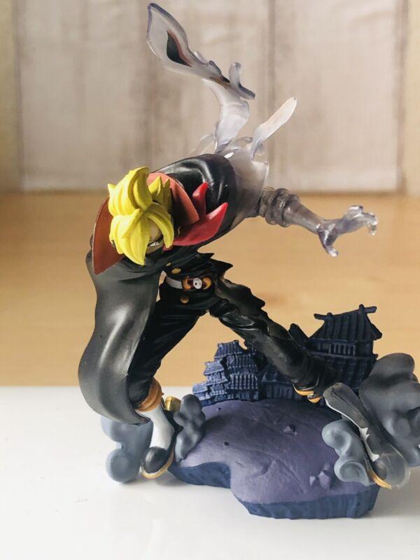 one piece figure sanji osoba mask small figure