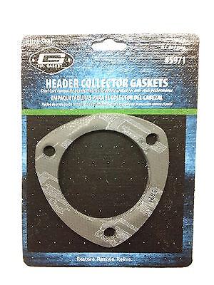 "MR GASKET 5971-Ultra-Seal Header Collector Gaskets 3""-3 hole- Exhaust Gasket"