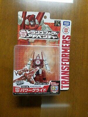 Transformers Adventure TAV 19 Powerglide Takara Tomy 30th Anniversary