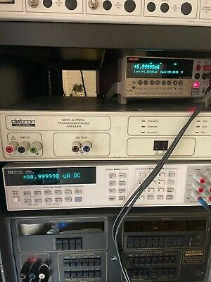 Keithley 2400 Sourcemeter Tested