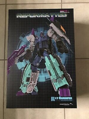 Transformers Mastermind Creations Carnifex (overlord)