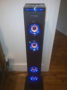 Kogan Multimedia Bluetooth Tower Speaker with Dock Shanes Park Blacktown Area Preview