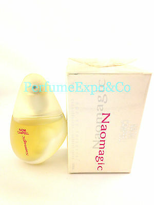 Naomagic Naomi Campbell Perfume 1 0Oz Edt Spray Rare   Discontinued   B17