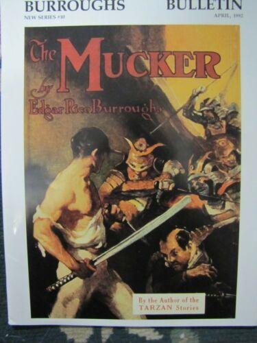 Burroughs Bulletin New Series # 10 April 1992-Edgar Rice Burroughs