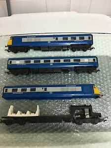 Triang model train pullman set unboxed Deception Bay Caboolture Area Preview