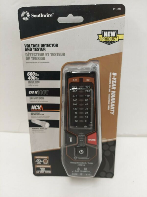 Southwire 41161N Voltage Detector & Tester