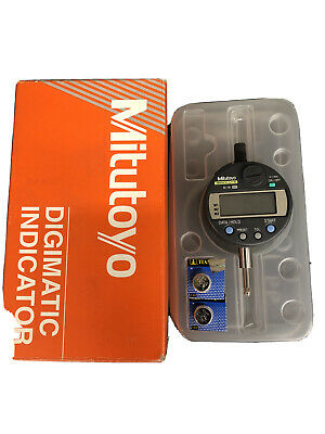 Mitutoyo 543-267b Absolute Lcd Digimatic Indicator Id-c 0-0.50-12.7mm