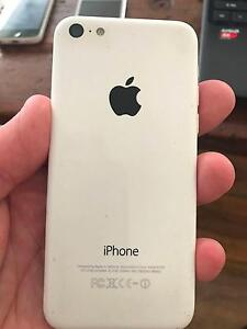 White Iphone 5C 8GB Locked to Vodafone Riverton Canning Area Preview