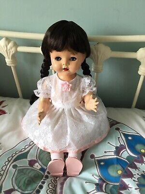 Pedigree hard plastic vintage 1950s dolls