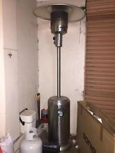 Outdoor gas heater with gas bottle Wheelers Hill Monash Area Preview