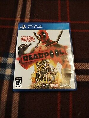 Deadpool - Sony PlayStation 4 - PS4
