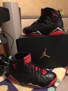 SIZE 8-9 US - AIR JORDAN COLLECTION - PRICED TO SELL!