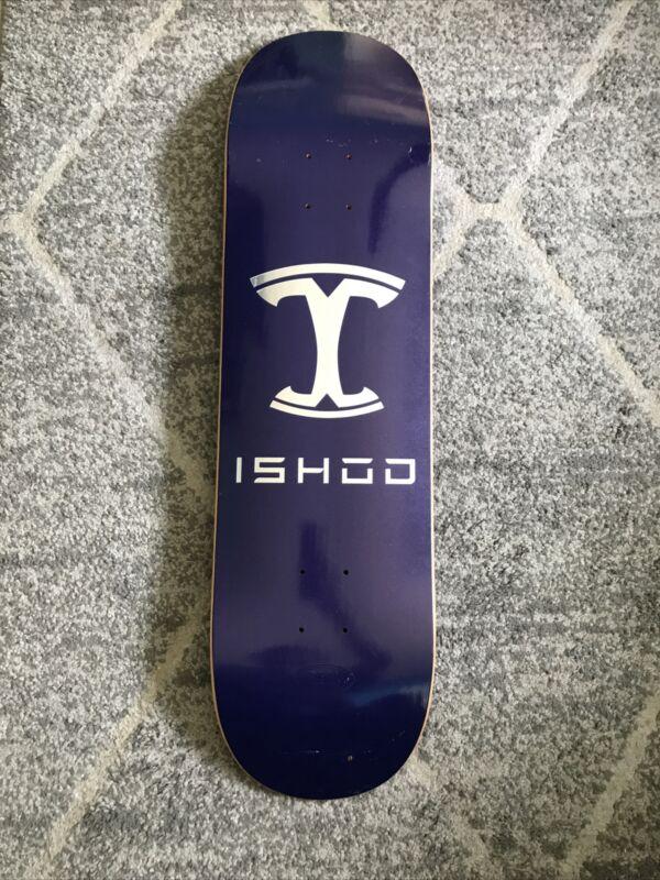 Real Skateboard Model W Ishod Wair Deck Size 8.3