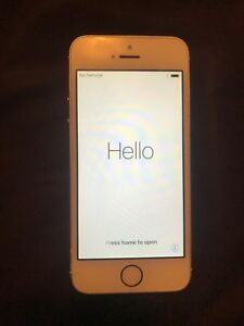 Gold iPhone 5s for sale !!