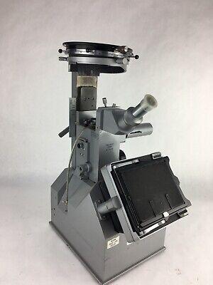 Reichert Austria Metallurgy Reflective Binocular Microscope Metallograph