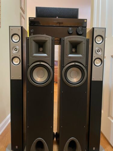 Surround Sound System Complete - pickup only