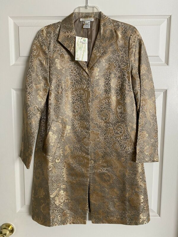 Dreamsacks Silk Brocade Jacket