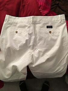 Men's banana republic white chinos new with tags 36x32