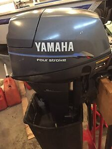 9.9 yamaha 4 temps ( four stroke )