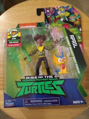 APRIL Rise of the Teenage Mutant Ninja Turtles TMNT 4