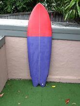 Dick Van Straalen fish surfboard Terrigal Gosford Area Preview