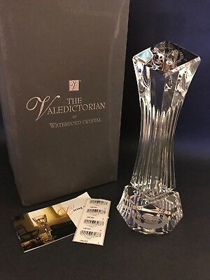 WATERFORD CRYSTAL The Valedictorian Award Mint Condition with Box