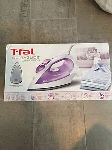 T-fal iron never used