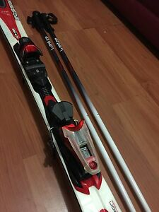 Rossignol Z6 oversize Skis Thornlie Gosnells Area Preview