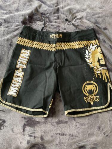 Venum Jerome Le Banner  fight shorts sz Large