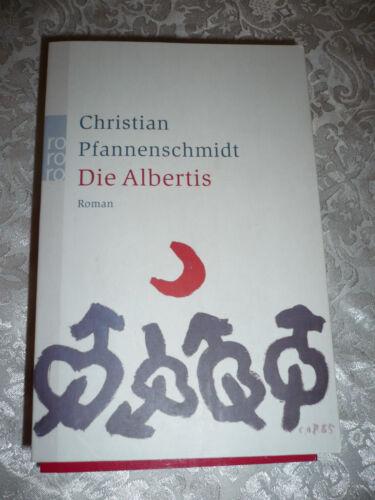 Die Albertis von Christian Pfannenschmidt