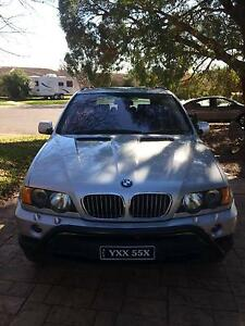 2001 BMW X5 Wagon Isabella Plains Tuggeranong Preview